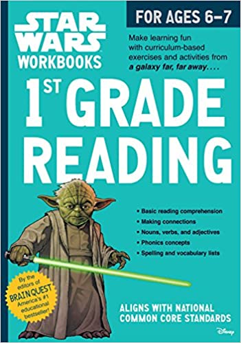 Buy Star Wars 1st Grade Reading, for Ages 6-7 (Star Wars ...