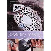 Jewellery Making Techniques Book: Over 50 Techniques for Creating Eye-catching Contemporary and Traditional Designs