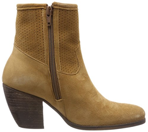 Brown Boot para Ankle Marrn Mentor 081 Botines Mujer Light qCz110w