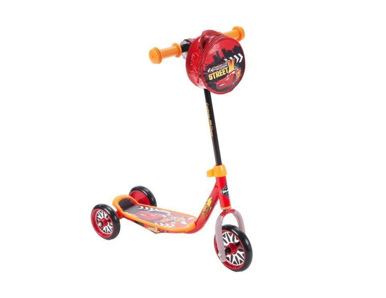 3 Wheel Scooter Huffy Cars with Handlebar Bag