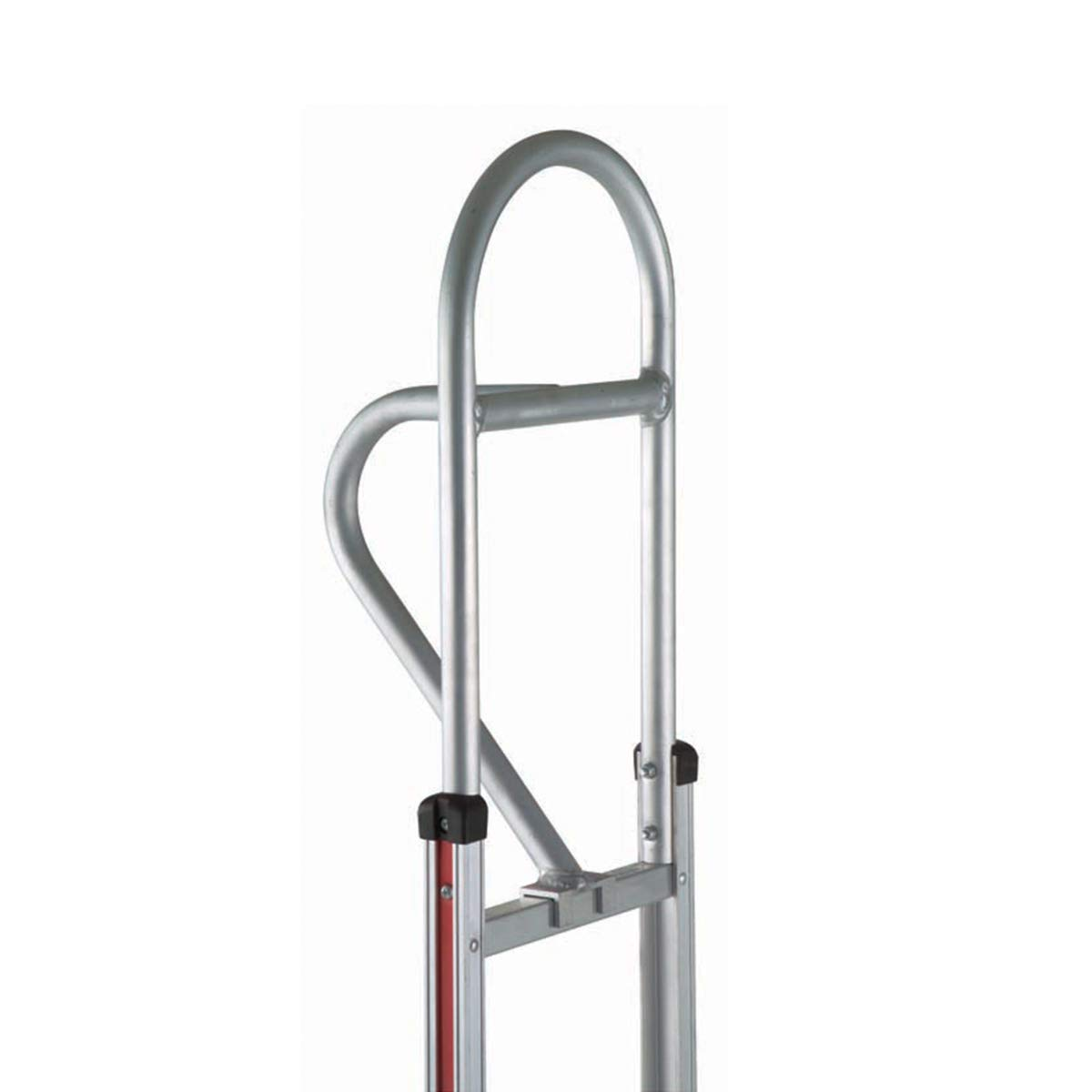 """Magliner 300978 Aluminum Vertical Loop Hand Truck Handle for Hand Truck with Straight Frame, 40"""" Length, 12"""" Height, 14"""" Width"""