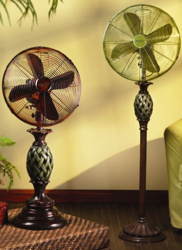 Deco Breeze DBF0231 Paradiso 12-Inch Tabletop Fan