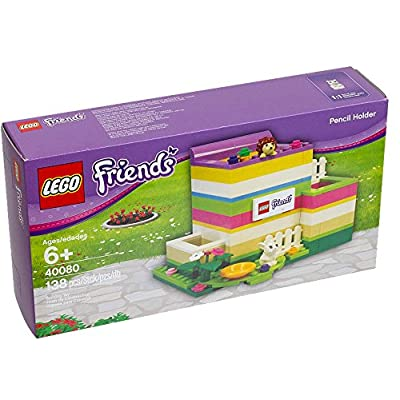 LEGO Friends Pencil Holder: Toys & Games