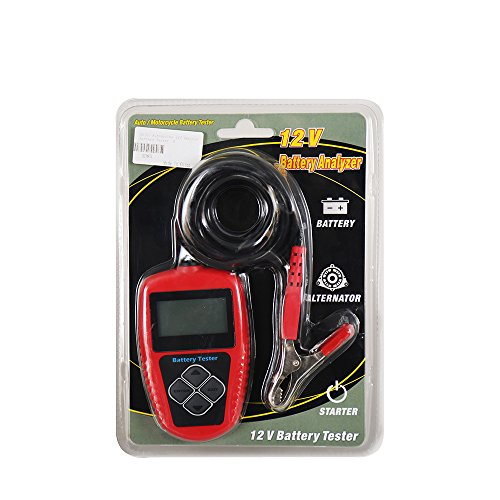 QUICKLYNKS BA101 100-2000 CCA 220AH 12V Car Battery Tester Analyzer Diagnost Tool by Quicklynks (Image #2)