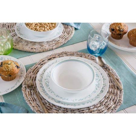 Corelle Livingware Country Cottage 16-Piece Dinnerware ()