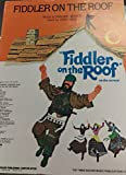 Fiddler on the Roof Piano Vocal Guitar