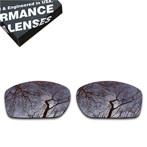 ToughAsNails Polarized Lens Replacement for Oakley Valve Sunglass - More - Replacement Polarized Oakley Lenses Valve