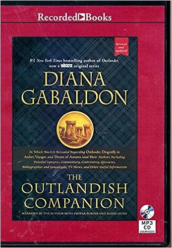 the outl andish companion gabaldon diana