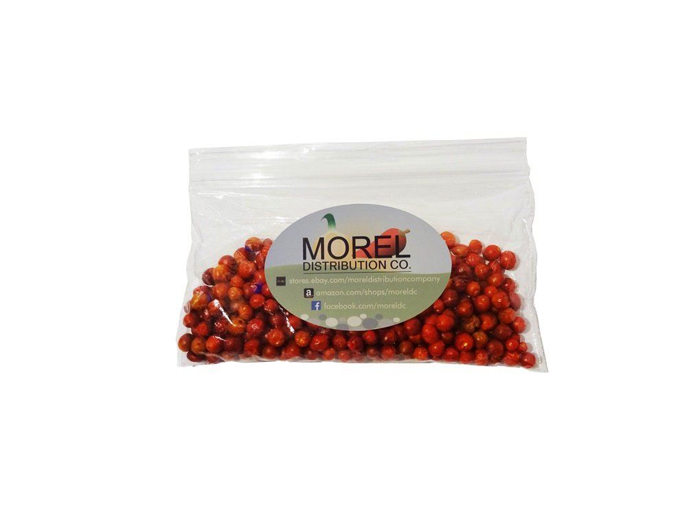 Dried Chiltepin Peppers (Chili Tepin) // Weights: 0.5 Oz, 1 Oz, 2 Oz, & 4 Oz!!! (1) by Morel Distribution Company (Image #3)