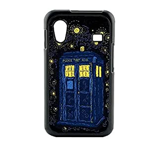 Generic Plastic Back Phone Case For Women Print With Tardis For Samsung Galaxy S5830 Choose Design 11