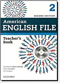 American English File 2nd Edition 2. Teacher's Book