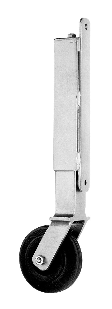 /ø 100 mm supporte un poids de portail de 70 kg Gah-Alberts 416850 Roue de soutien pour portails lourds et larges