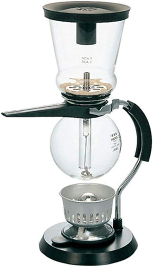 Cafetera con Filtro de Vacío Electrodomésticos sifón sifón Pot ...