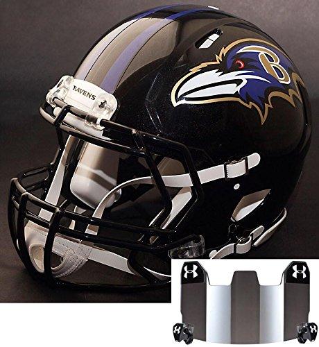 Amazon.com: Riddell velocidad réplica casco de fútbol con ...