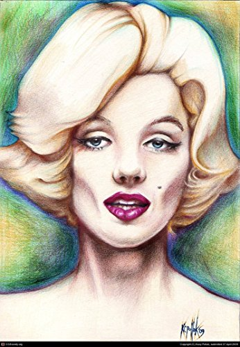 Ms Monroe by Spasticlizard