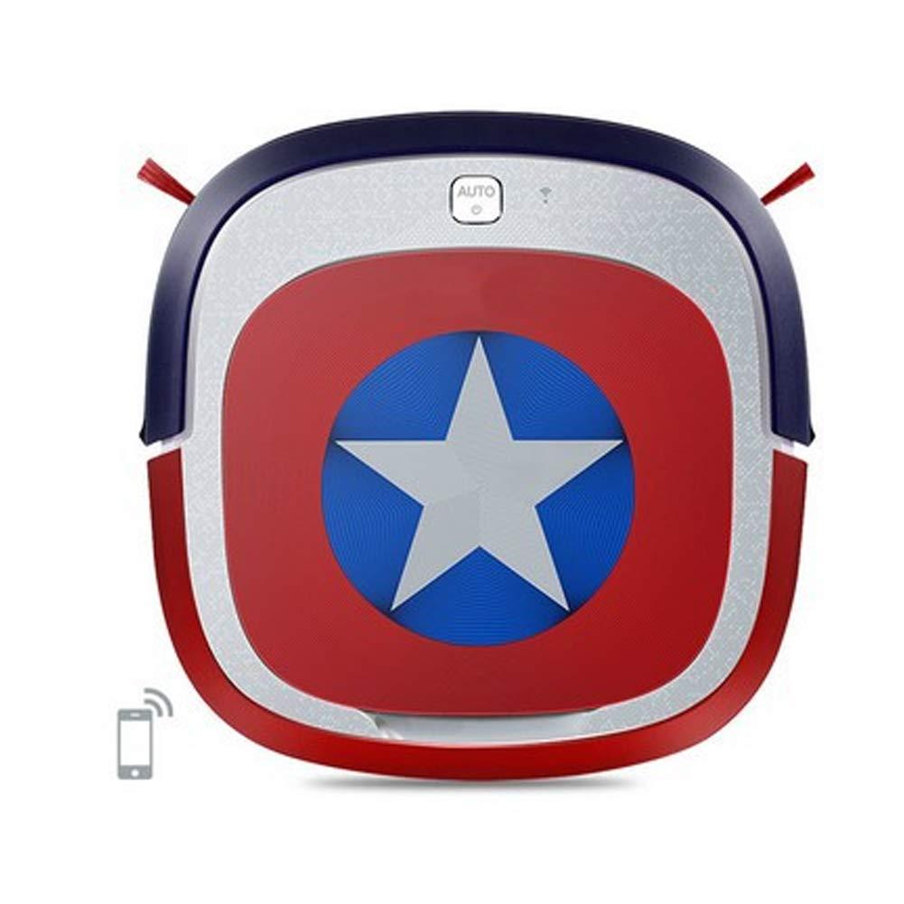 Aspirador Escudo del capitán de los EE. UU. Versión Marvel delgado ...