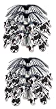 Beistle S54438AZ2, 2 Piece Cow Cascade Centerpieces, 18''