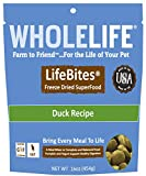 Cheap Whole Life Pet Lifebites Duck Recipe Freeze Dried Food For Cats, 16 Oz