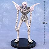 Anime Death Note Rem 15cm/6'' PVC Figure With Base No Retail Box Collection