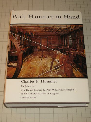 With Hammer in Hand: The Dominy Craftsmen of East Hampton, New York from Brand: Univ of Virginia Pr