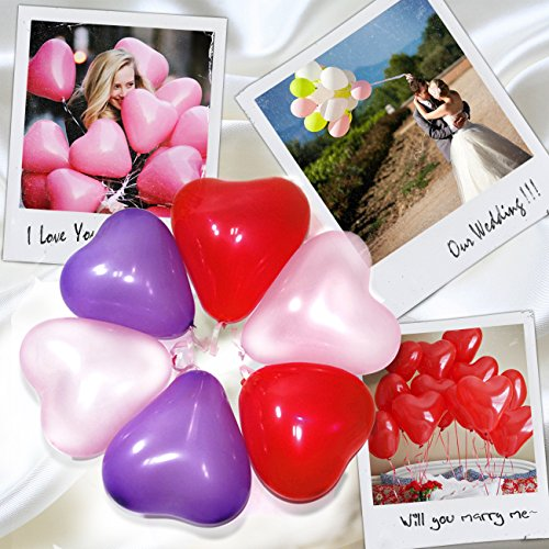 Pearl Colored Pen - Latex Balloons Decorations 100Pcs 12