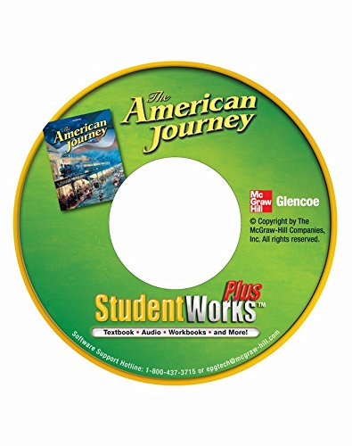 The American Journey, Modern Times, StudentWorks Plus CD-ROM (THE AMERICAN JOURNEY (SURVEY))