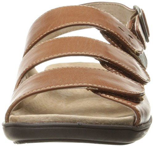Sandal Wedge Kendra Luggage Women Trotters qtRxvv