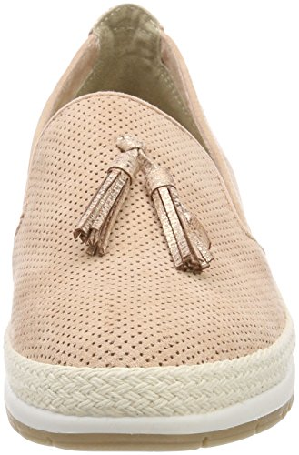 Marco Tozzi Women's 24232 Loafers Pink (Rose 521) tx7WS9Af1