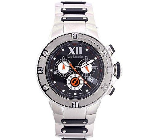 guy-laroche-swiss-made-chronograph-watch
