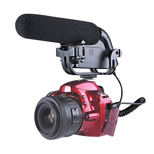 Prament BOYA BY-VM190PステレオビデオDSLRカメラDVオーディオレコーダーショットガンマイクロフォン COD   B07K5KT2MH