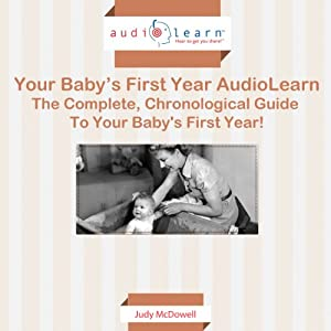 Your Baby's First Year AudioLearn Audiobook
