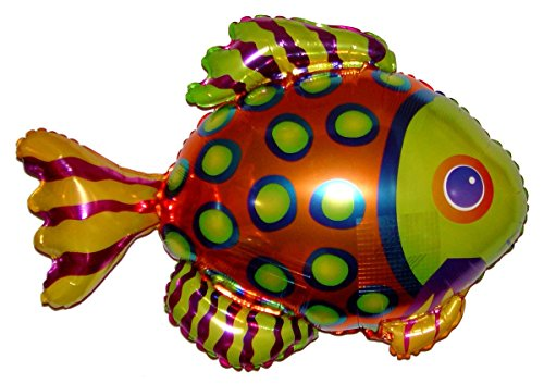 (Ovee Lando Fish Foil Balloon 20