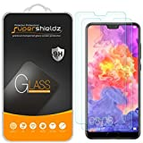 Best Supershieldz Glass Screen Protectors - [2-Pack] Supershieldz for Huawei P20 Pro Tempered Glass Review