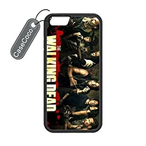 CASECOCO(TM) The Walking Dead Series Black Case&Cover for iPhone 6 by ruishername