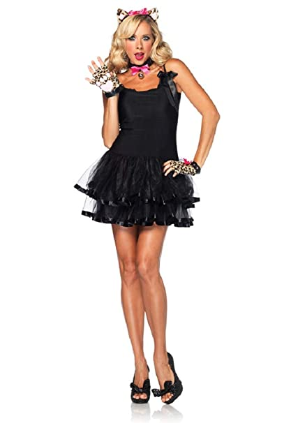 Image Unavailable. Image not available for. Color  Leg Avenue Women s Cougar  Leopard Print Cat Kit Halloween Costume Accessory e3bf6bfc6