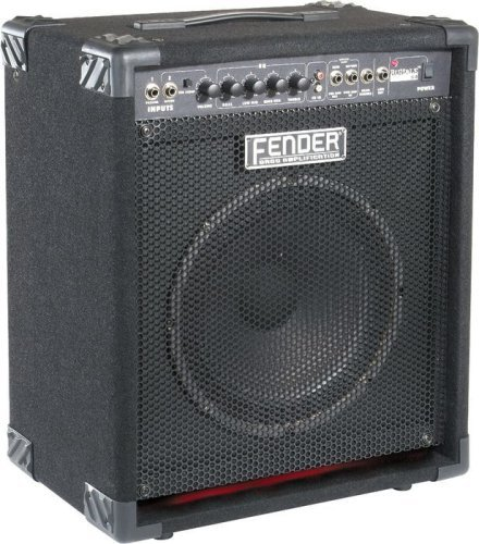 Fender Rumble 60 1x12 60-Watt Bass Combo Amplifier