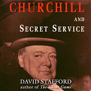 Churchill and Secret Service Audiobook