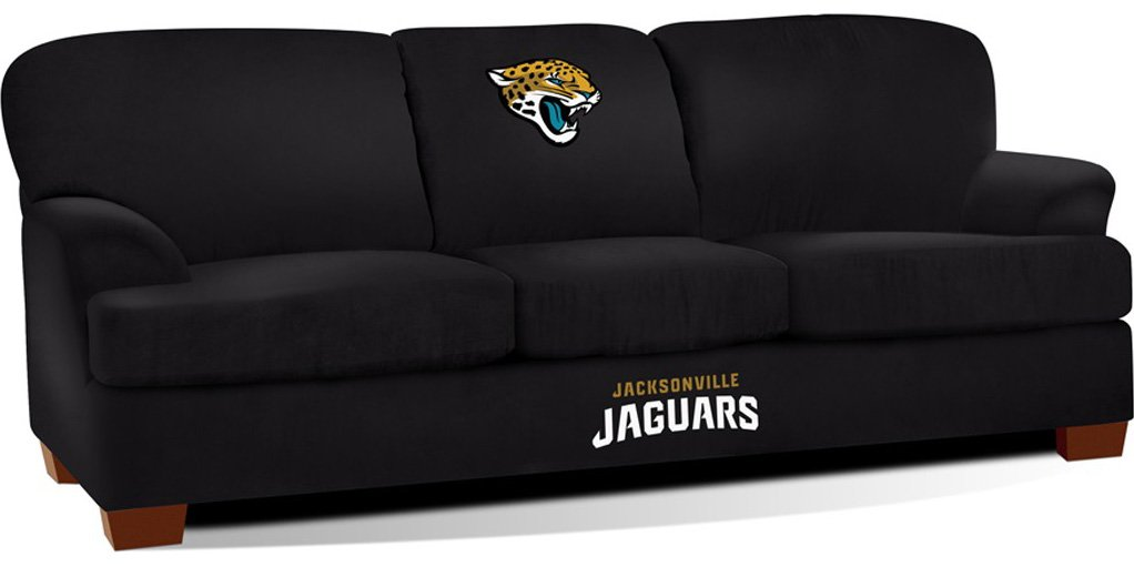 amazoncom imperial officially licensed nfl furniture first team microfiber sofacouch arizona cardinals sports fan sofas sports u0026 outdoors