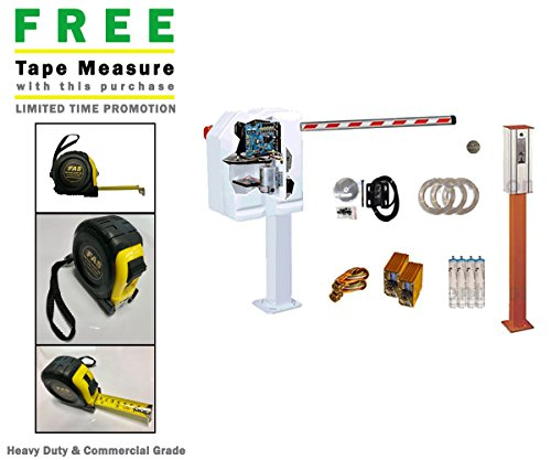 Simple Parking System With Token Machine Exit & Includes A FREE Heavy Duty FAS Tape Measure (Part# FAS-TMPROMO18)