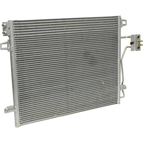 UAC CN 3682PFC A/C Condenser (Line Condenser)