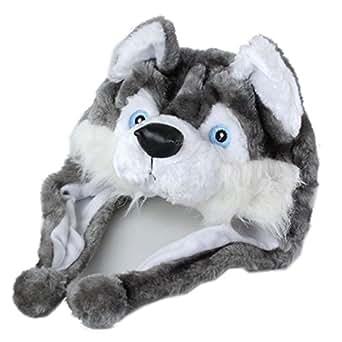 Jovivi - Sombrero - para niña multicolor White Grey talla única