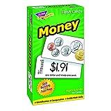 TREND ENTERPRISES INC. FLASH CARDS MONEY 96/BOX (Set of 12)