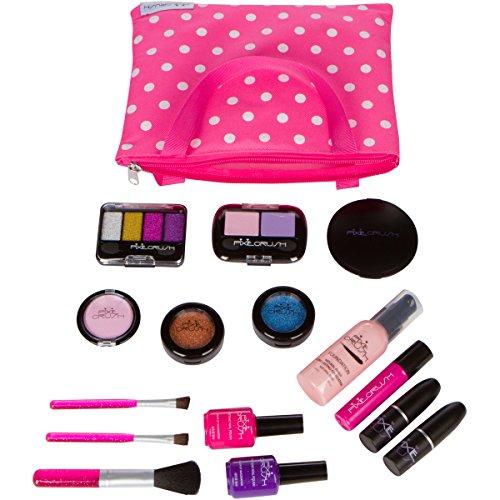 Pretend Makeup Play Deluxe Set For Children by Cutegirl Cosmetics