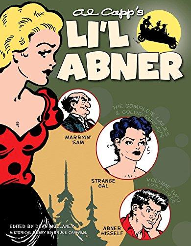 lil abner comics - 5