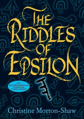 The Riddles of Epsilon by HarperTeen