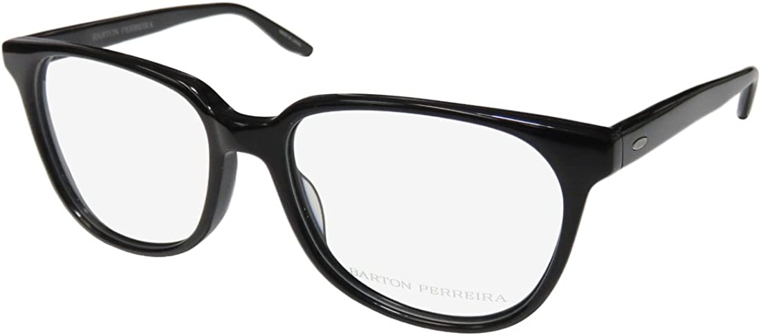 Barton Perreira Novak Mens//Womens Designer Full-rim Popular Design Upscale Eyeglasses//Spectacles