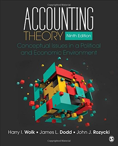 Accounting Theory: Conceptual Issues in a Partisan and Economic Environment