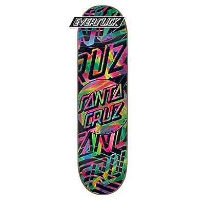 Santa Cruz Skate Acide Dot Everslick 8,25en X 31,8en Planche