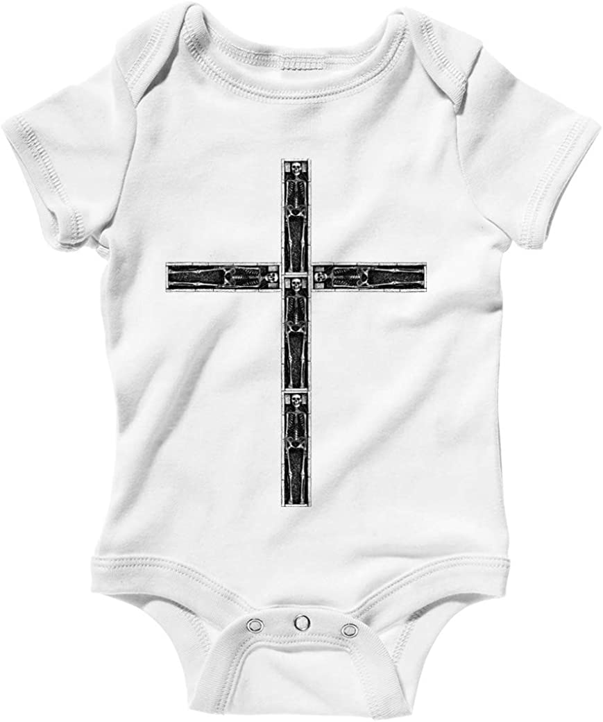 CafePress /&Quot;Grandmas Little Matzo Ball/&Quot; Body Suit Cute Long Sleeve Infant Bodysuit Baby Romper Cloud White
