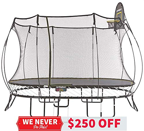 Top 10 Best Oval Trampoline With Safety Enclosures Our Top: Top 10 Best Oval Trampoline With Safety Enclosures Our Top